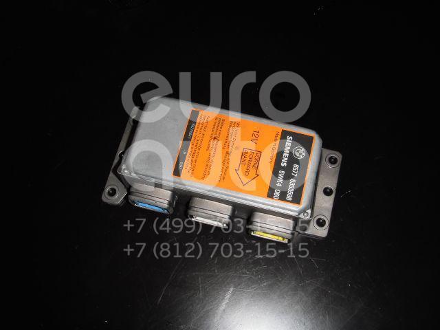 Блок управления AIR BAG для BMW 5-серия E34 1988-1995;3-серия E36 1991-1998;7-серия E32 1986-1994 - Фото №1