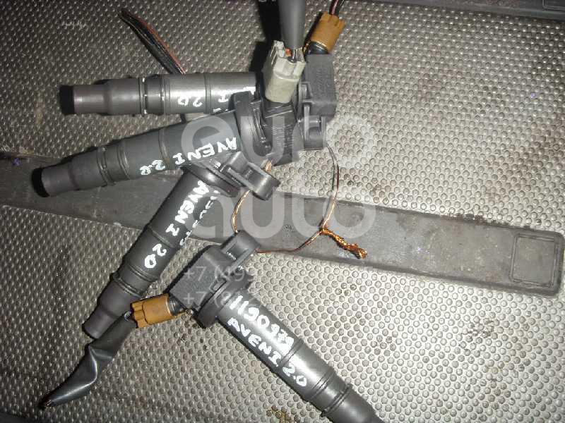 Катушка зажигания для Toyota Avensis I 1997-2003;Avensis II 2003-2008;Camry CV3 2001-2006;Avensis Verso (M20) 2001-2009;Camry V40 2006-2011;RAV 4 2000-2005;Land Cruiser (120)-Prado 2002-2009;Highlander I 2001-2006 - Фото №1