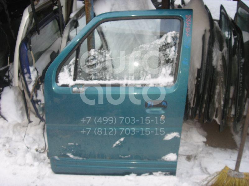 Дверь передняя левая для Suzuki Wagon R+(EM) 1998-2000 - Фото №1