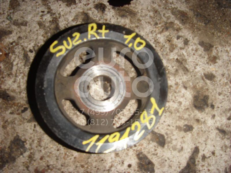 Шкив коленвала для Suzuki Wagon R+(EM) 1998-2000 - Фото №1