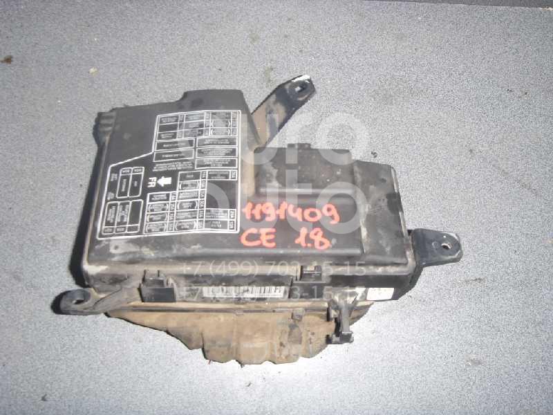 Блок предохранителей для Honda Accord V 1996-1998 - Фото №1