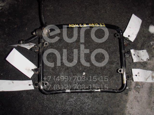 Рейка топливная (рампа) для Audi 80/90 [B4] 1991-1994 - Фото №1