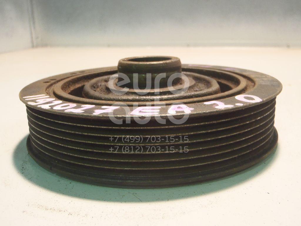 Шкив коленвала для Mitsubishi Galant (EA) 1997-2003 - Фото №1