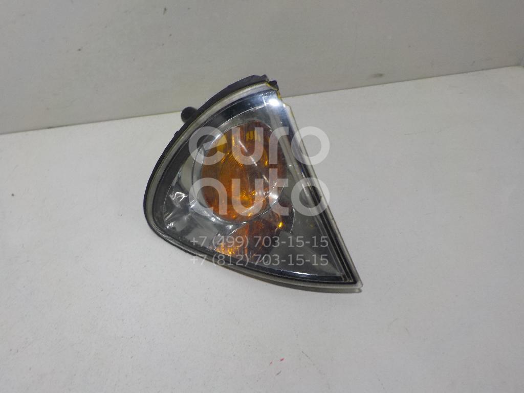 Указатель поворота правый белый для Toyota Avensis I 1997-2003 - Фото №1