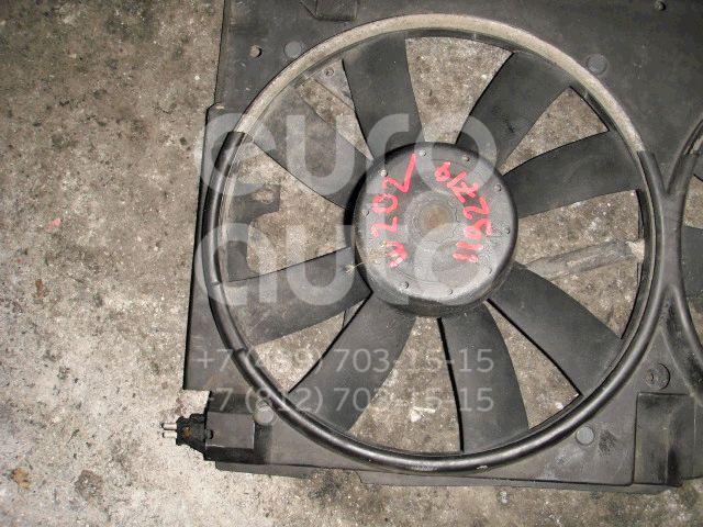 Вентилятор радиатора для Mercedes Benz W202 1993-2000 - Фото №1