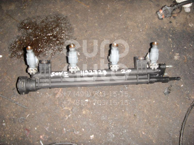 Рейка топливная (рампа) для Hyundai Sonata V (NEW EF) 2001> - Фото №1