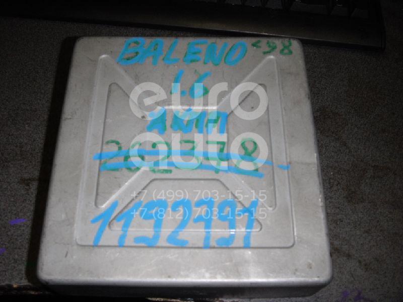 Блок управления двигателем для Suzuki Baleno 1998-2007 - Фото №1