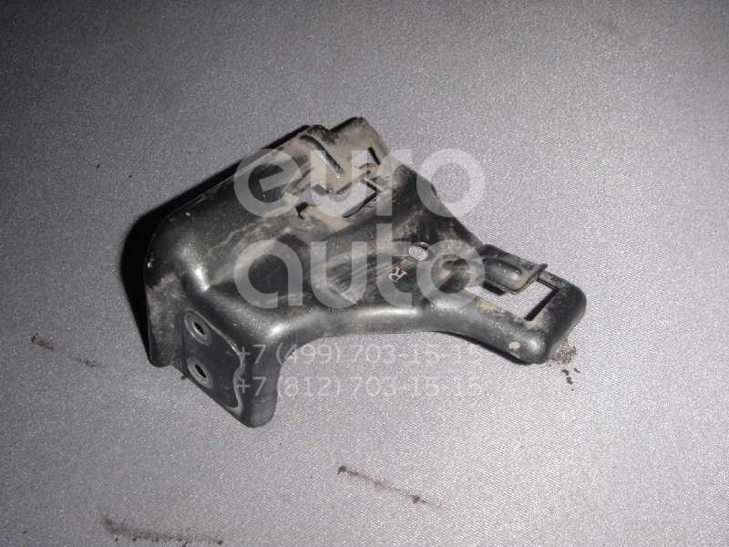 Кронштейн переднего бампера правый для Toyota Corolla E12 2001-2007 - Фото №1