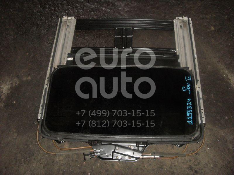 Люк в сборе электрический для Hyundai Sonata IV (EF)/ Sonata Tagaz 2001-2012 - Фото №1