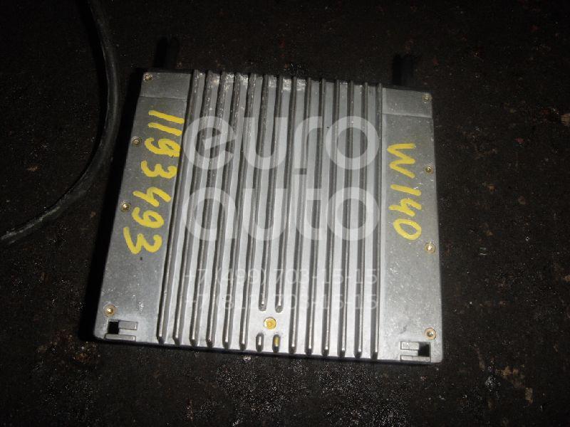 Блок электронный для Mercedes Benz W140 1991-1999;W124 1984-1993 - Фото №1