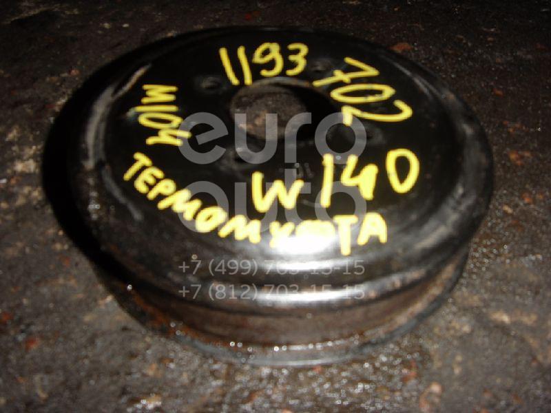 Шкив термомуфты для Mercedes Benz W140 1991-1999;R129 SL 1989-2001 - Фото №1