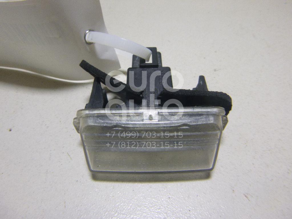 Купить Фонарь подсветки номера Toyota Camry V50 2011-; (8127033080)