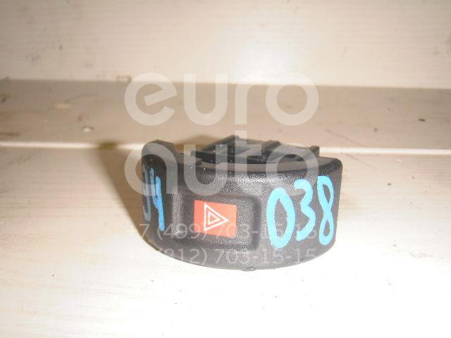 Кнопка аварийной сигнализации для Opel Astra G 1998-2005;Zafira (F75) 1999-2005 - Фото №1