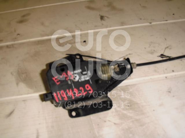Активатор замка крышки бензобака для BMW 5-серия E39 1995-2003 - Фото №1