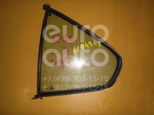 Стекло двери задней левой (форточка) для BMW 3-серия E36 1991-1998 - Фото №1