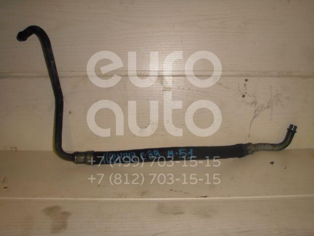 Трубка масляного радиатора для BMW 5-серия E39 1995-2003 - Фото №1