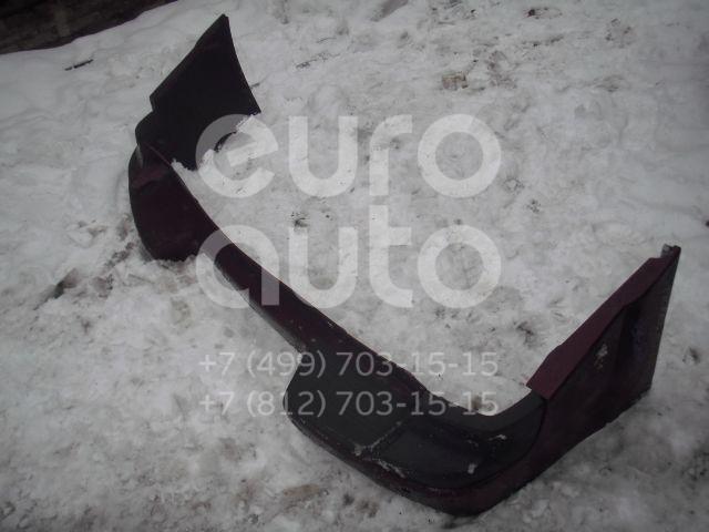 Бампер задний для Chevrolet Trail Blazer 2001-2010 - Фото №1