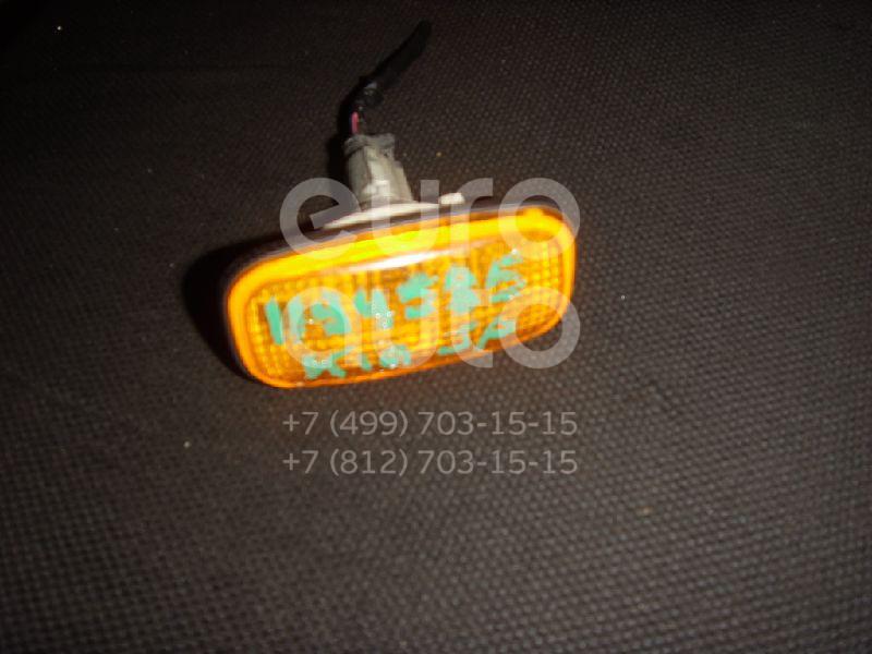 Повторитель на крыло желтый для Kia Sportage 1994-2006 - Фото №1