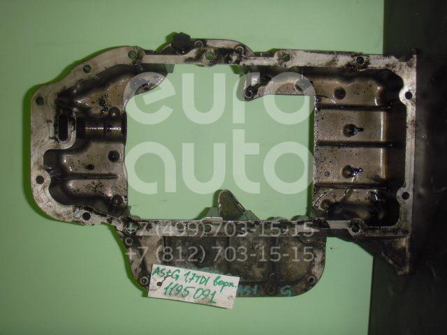 Поддон масляный двигателя для Opel Astra G 1998-2005;Zafira A (F75) 1999-2005 - Фото №1