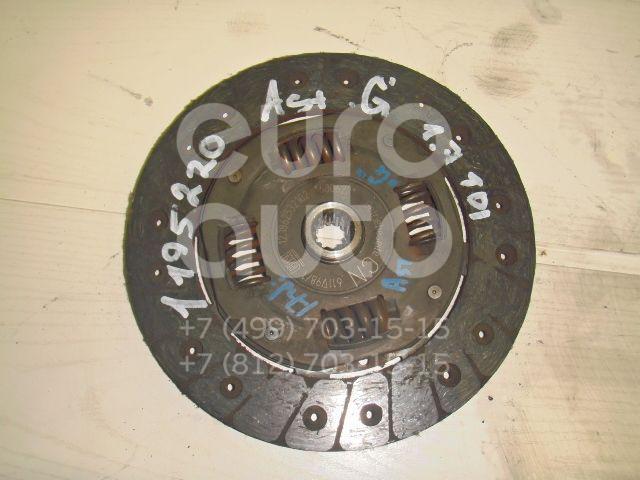 Диск сцепления для Opel Astra G 1998-2005 - Фото №1