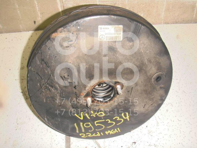 Усилитель тормозов вакуумный для Mercedes Benz Vito (638) 1996-2003 - Фото №1