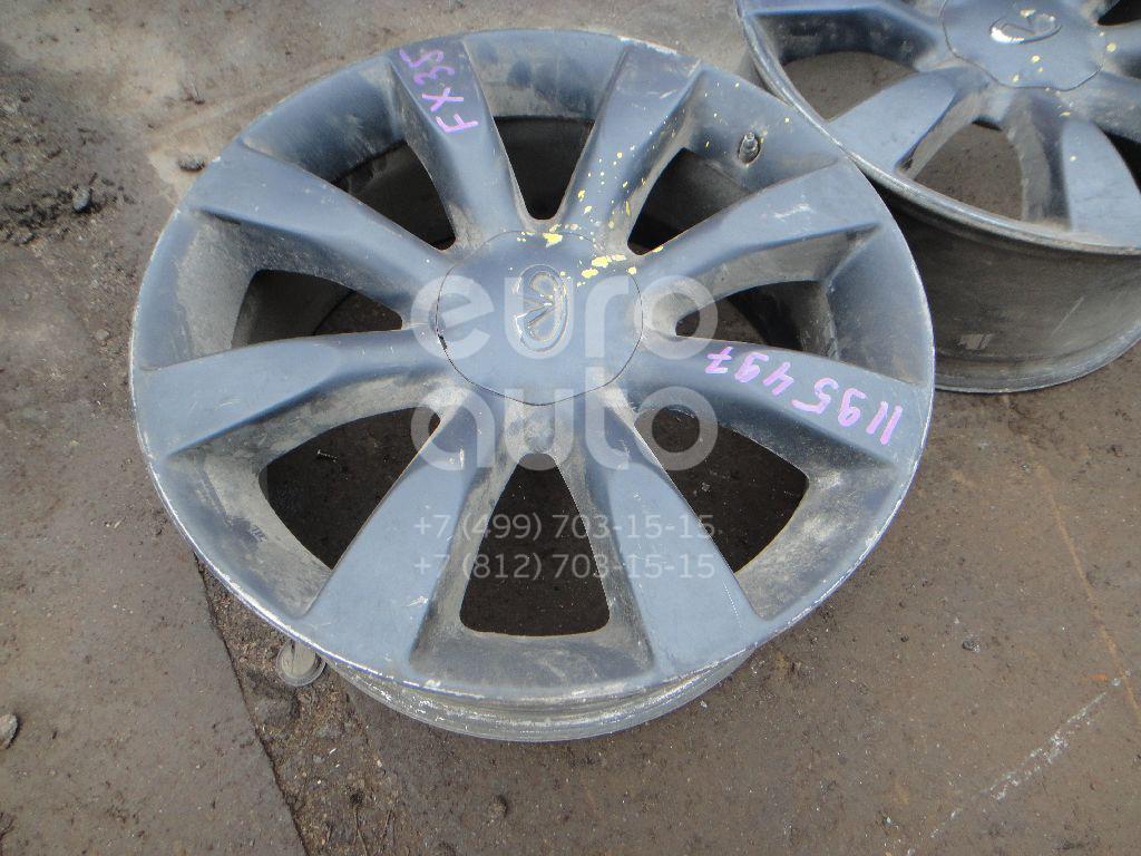 Диски колесные легкосплавные (к-кт) для Infiniti FX (S50) 2003-2007 - Фото №1
