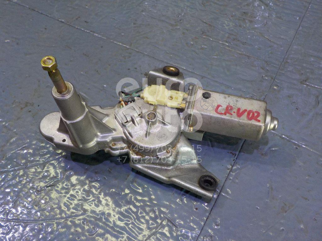 Моторчик стеклоочистителя задний для Honda CR-V 2002-2006 - Фото №1