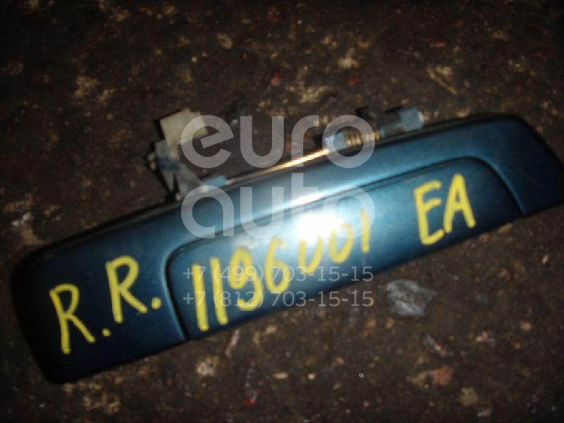 Ручка двери задней наружная правая для Mitsubishi Galant (EA) 1997-2003 - Фото №1
