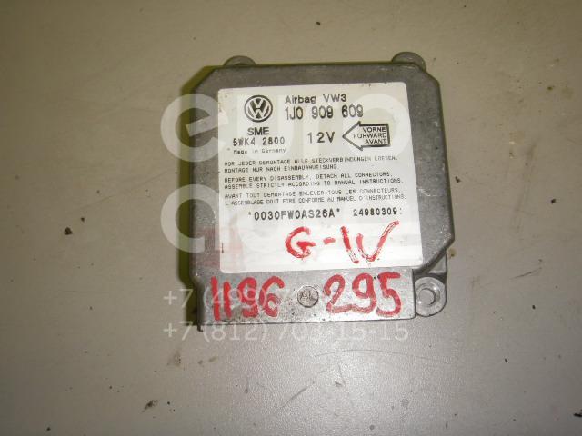 Блок управления AIR BAG для VW Golf IV/Bora 1997-2005 - Фото №1