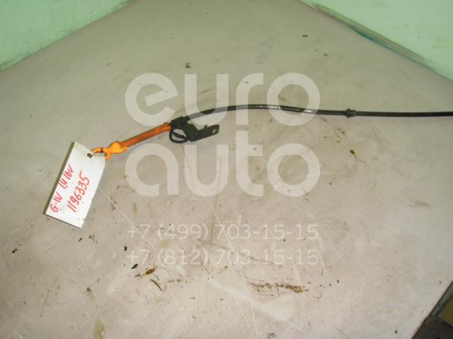 Щуп масляный для Seat Golf IV/Bora 1997-2005;Leon (1M1) 1999-2006;Toledo II 1999-2006;Caddy II 1995-2004;Polo Classic 1995-2002;Ibiza III 1999-2002;Cordoba 1999-2002 - Фото №1