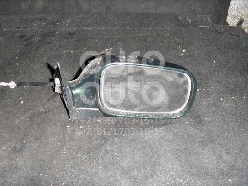 Зеркало правое электрическое для Subaru Legacy Outback (B12) 1998-2003 - Фото №1