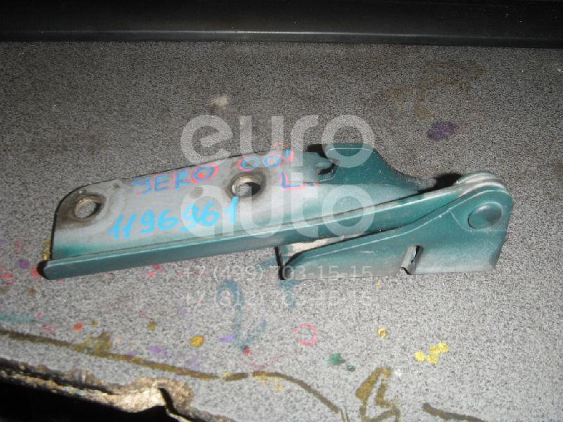 Петля капота левая для Mitsubishi Pajero/Montero III (V6, V7) 2000-2006;Space Wagon (N8,N9) 1998-2004;Pajero/Montero IV (V8, V9) 2007> - Фото №1
