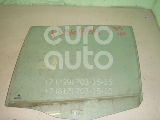 Стекло двери задней левой для BMW 5-серия E39 1995-2003 - Фото №1