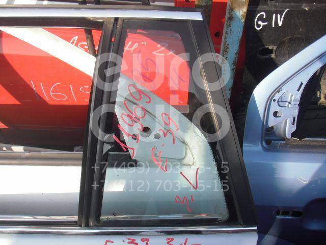 Стекло двери задней левой (форточка) для BMW 5-серия E39 1995-2003 - Фото №1