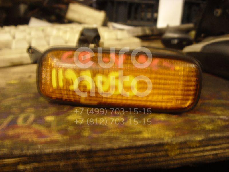 Повторитель на крыло желтый для Honda CR-V 1996-2002 - Фото №1