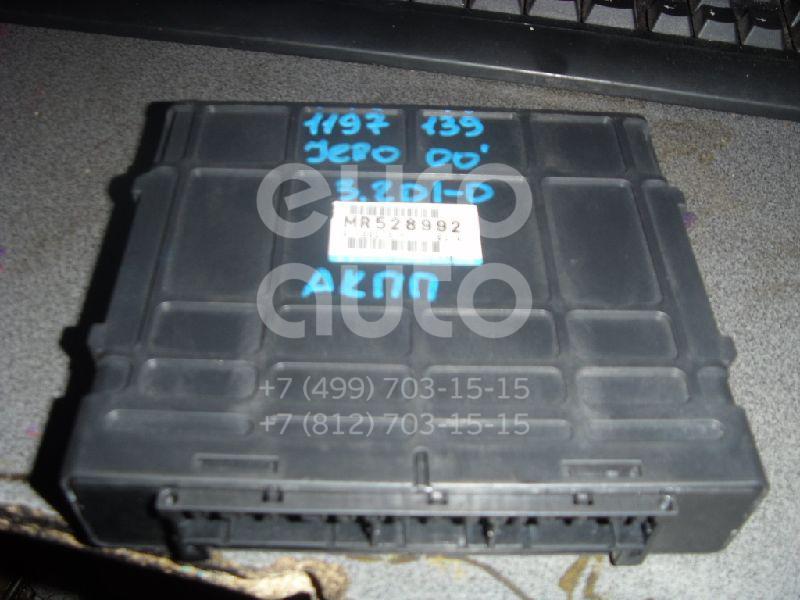 Блок управления АКПП для Mitsubishi Pajero/Montero (V6, V7) 2000-2006 - Фото №1