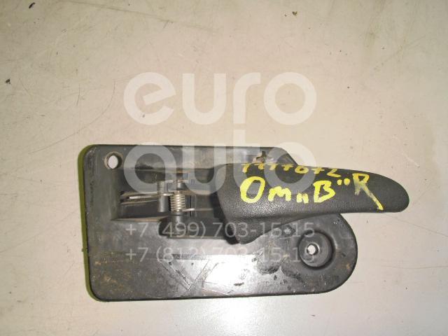 Ручка двери внутренняя правая для Opel Omega B 1994-2003 - Фото №1