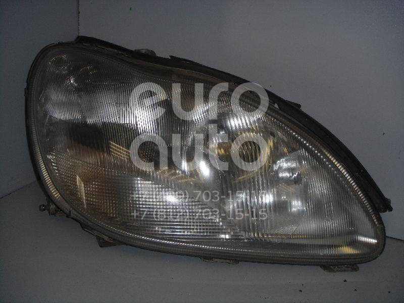 Фара правая для Mercedes Benz W220 1998-2005 - Фото №1
