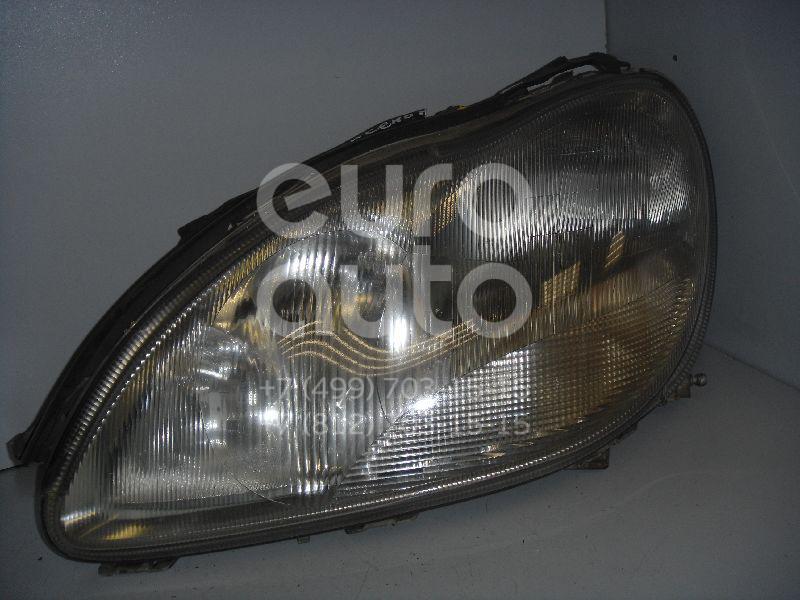 Фара левая для Mercedes Benz W220 1998-2005 - Фото №1