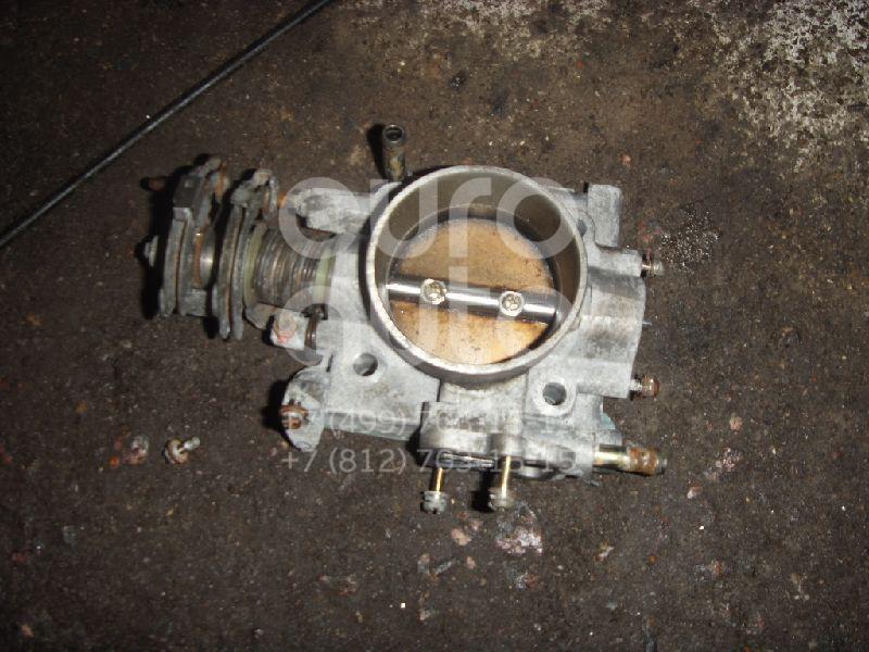 Заслонка дроссельная механическая для Subaru Forester (S10) 2000-2002;Impreza (G11) 2000-2007;Legacy (B12) 1998-2003 - Фото №1