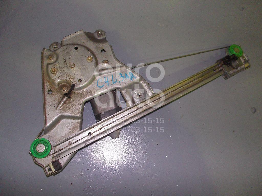 Стеклоподъемник электр. задний левый для Audi 100 [C4] 1991-1994;A6 [C4] 1994-1997 - Фото №1