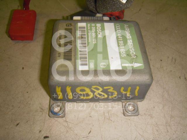 Блок управления AIR BAG для Audi 100 [C4] 1991-1994 - Фото №1