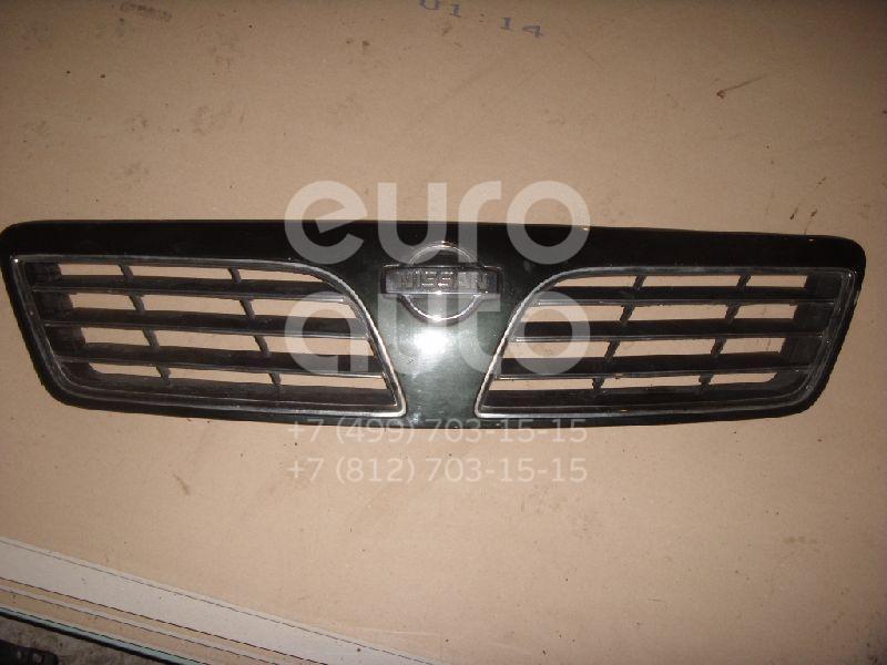Решетка радиатора для Nissan Maxima (A32) 1994-2000 - Фото №1