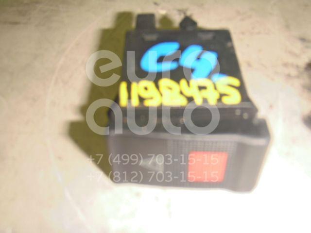 Кнопка аварийной сигнализации для Audi 100 [C4] 1991-1994;80/90 [B4] 1991-1994 - Фото №1