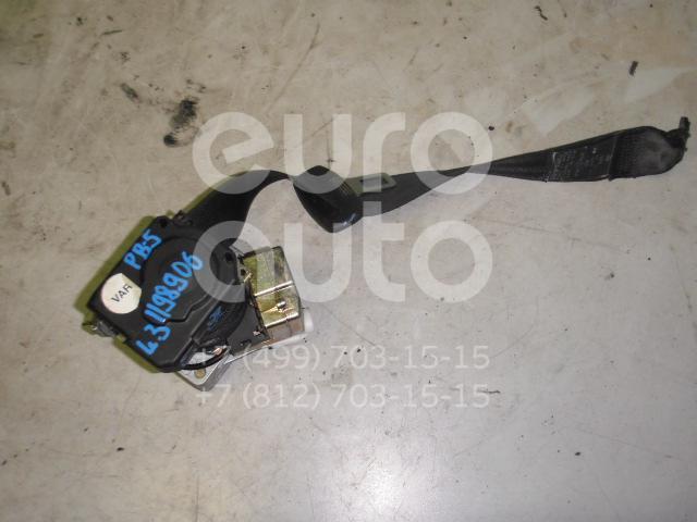 Ремень безопасности с пиропатроном для VW Passat [B5] 1996-2000 - Фото №1