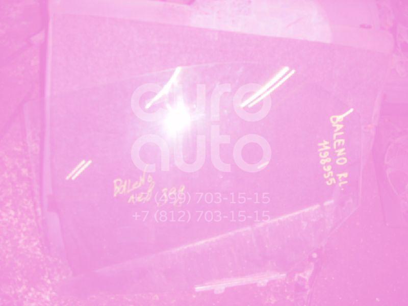 Стекло двери задней левой для Suzuki Baleno 1995-1998 - Фото №1