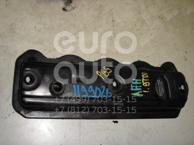 Крышка головки блока (клапанная) для VW,Audi Passat [B5] 1996-2000;A4 [B5] 1994-2001;A6 [C4] 1994-1997;Golf III/Vento 1991-1997;Passat [B4] 1994-1996;Polo 1994-1999;Sharan 1995-1999 - Фото №1