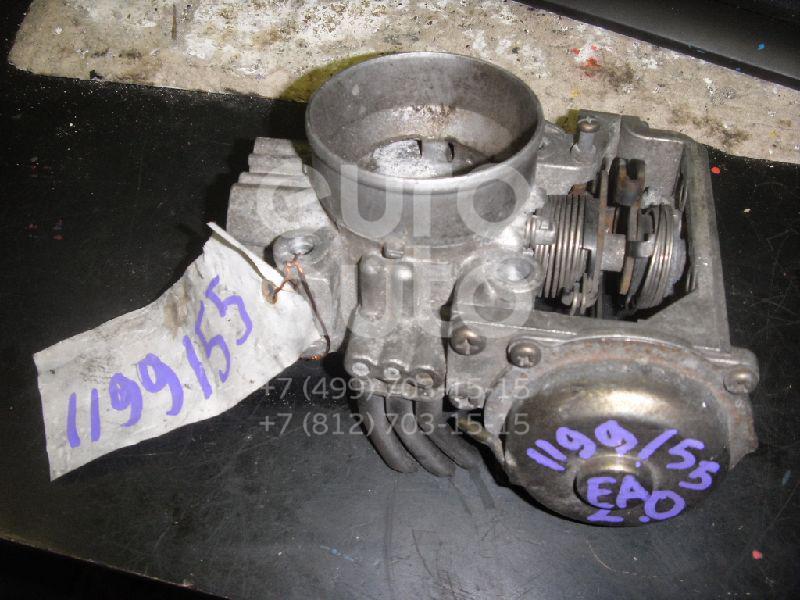 Заслонка дроссельная механическая для Mitsubishi Galant (EA) 1997-2003 - Фото №1