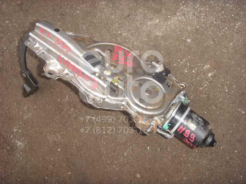Механизм подъема двери/крышки багажника для Lexus RX 300/330/350/400h 2003-2009 - Фото №1