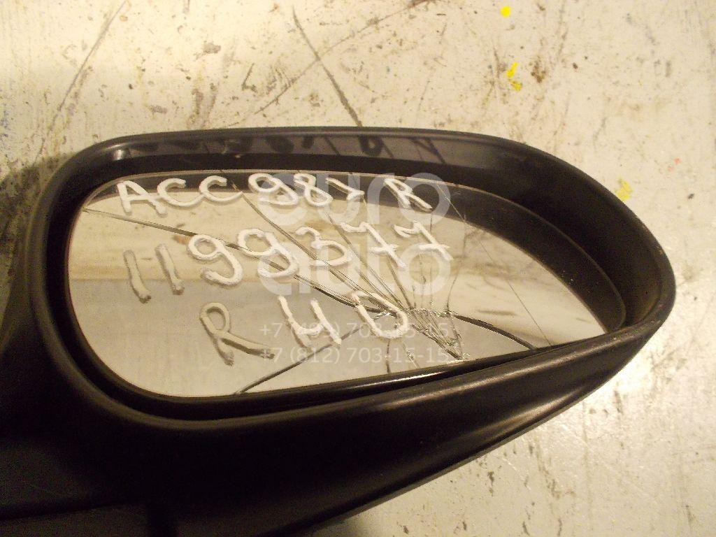Зеркало правое электрическое для Honda Accord VI 1998-2002 - Фото №1